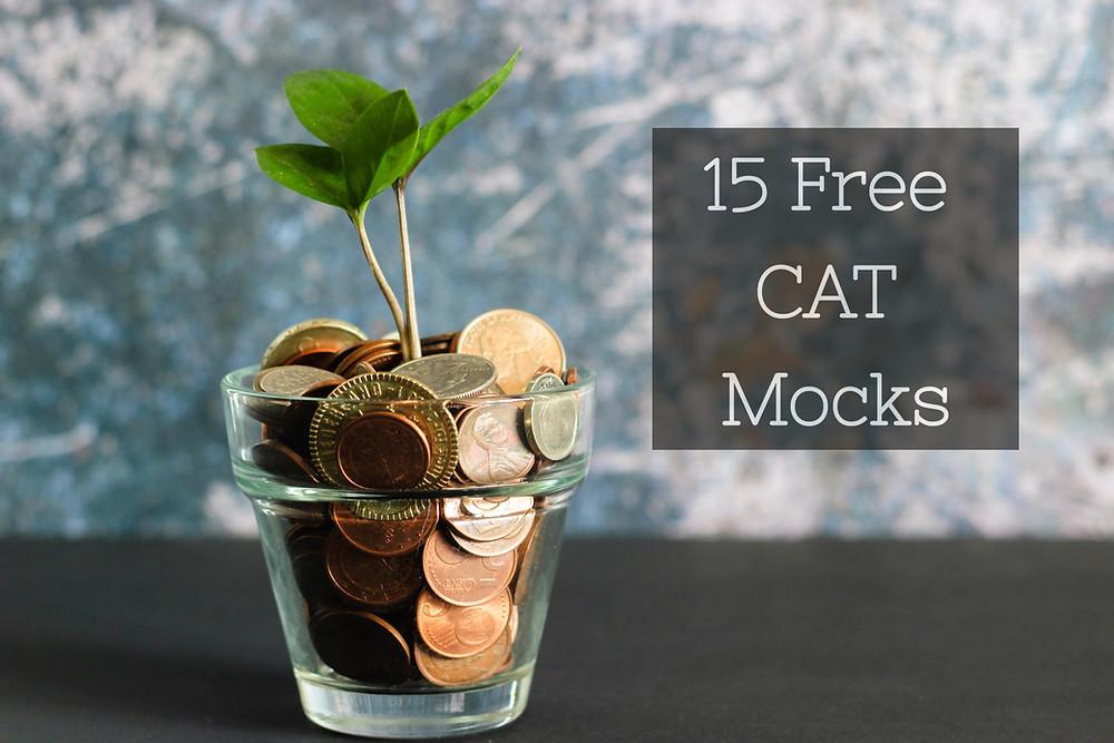 Free CAT Mock Test