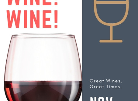 Wholesale Wine Night- Nov 1