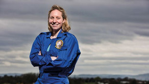 'Astronauts: Do You Have What It Takes?' An interview with Dr Suzie Imber
