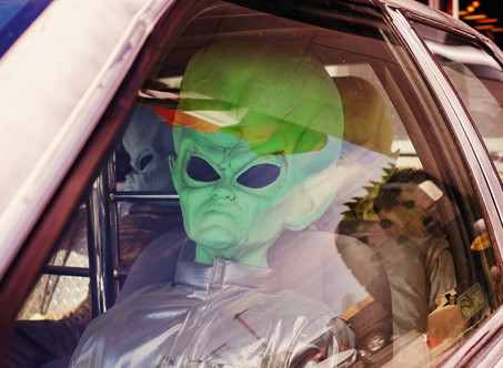 WRITING-PROMPT WEDNESDAY: IF YOU HAD TO EXPLAIN IT TO AN ALIEN ...