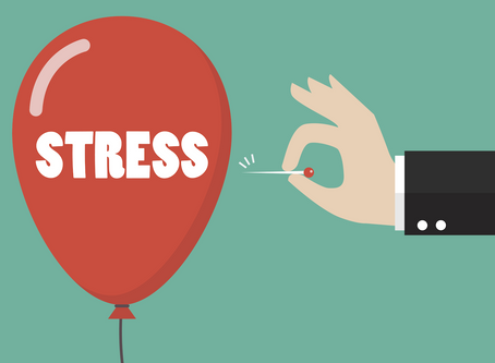 Mobile app idea #77: Stress Defactor