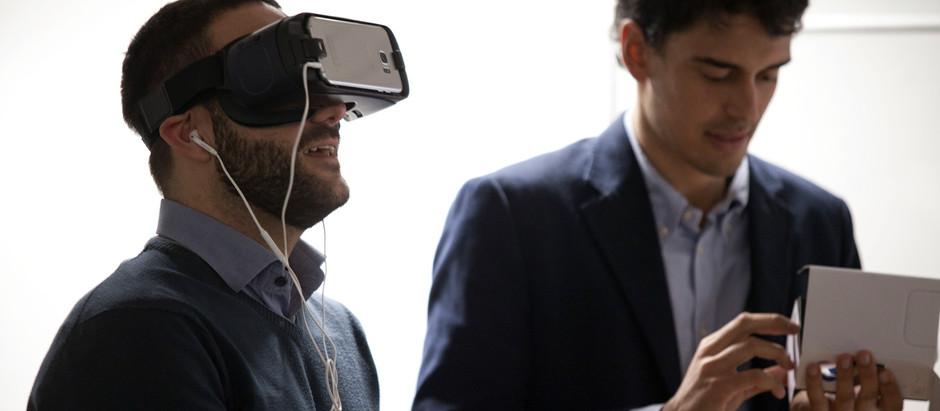 L'innovazione è già presente: la Realtà Virtuale e la Salute Mentale 3.0