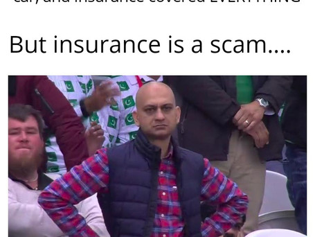 The Popular Myth: Insurance Is Just A Scam