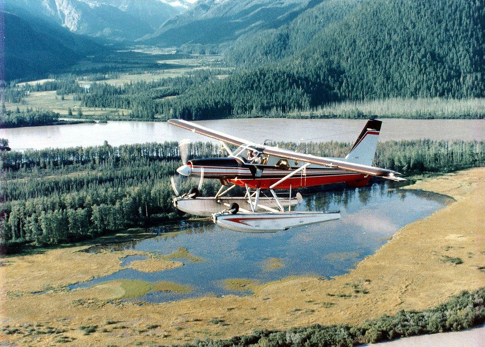 The Mk.III Turbo Beaver: an improved model developed in the 1960s with a Pratt & Whitney Canada PT6 turboprop engine