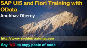 SAP Fiori online Training