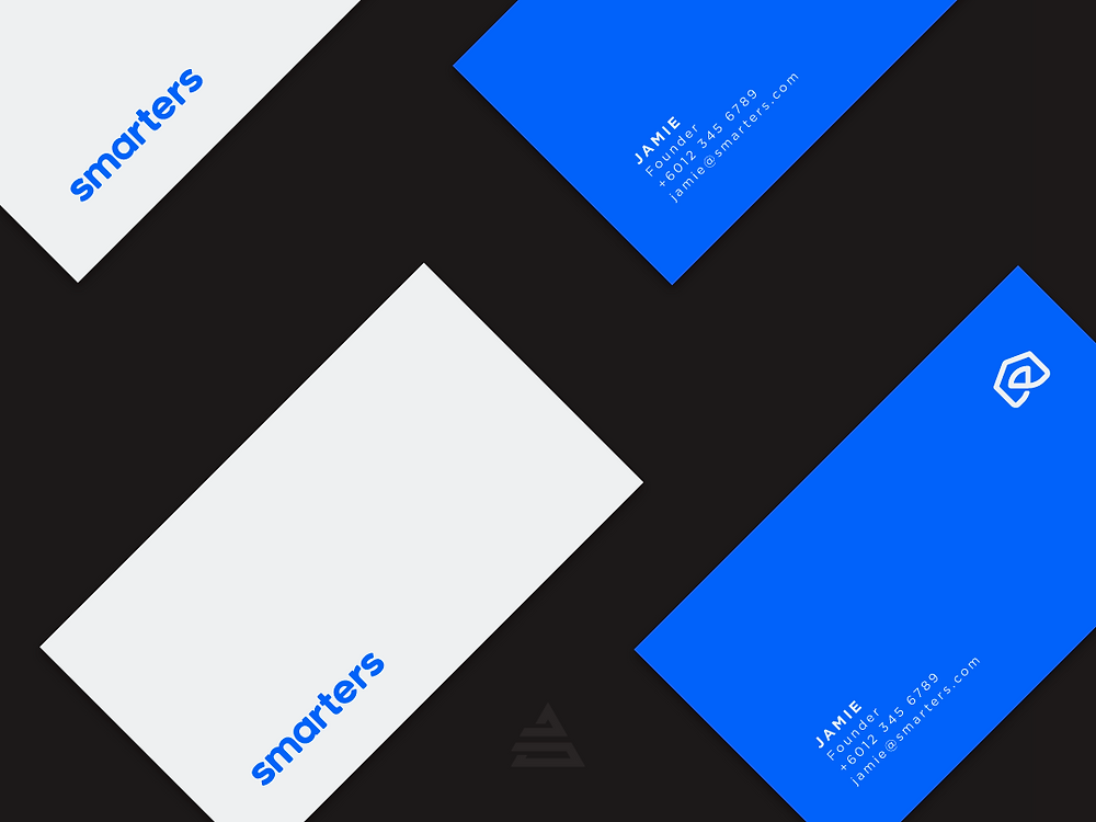 Smarters - Business Card