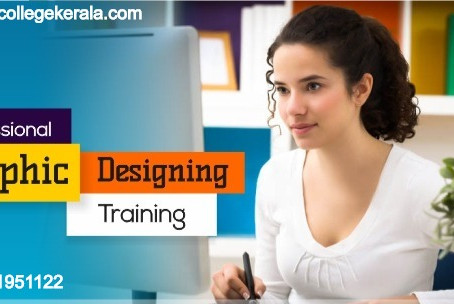 Animation and Graphics Design Courses in Thrissur