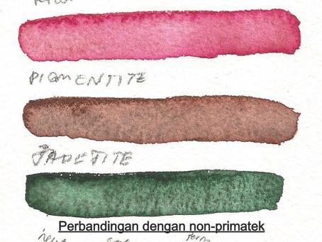 Daniel Smith Primatek Set (6 Colours) Swatches
