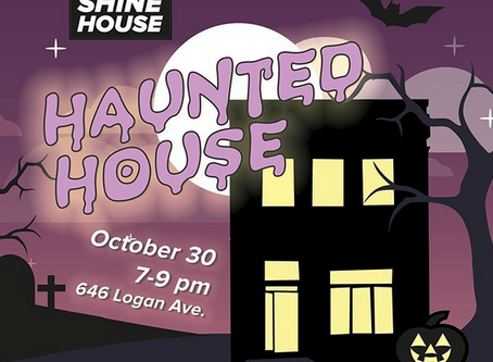 Haunted House!
