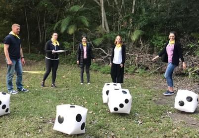 Team Building Activities Brisbane