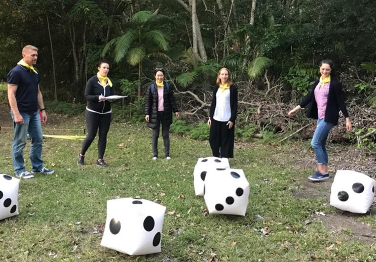 Team Building Activities Brisbane