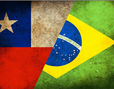Brasil + Chile