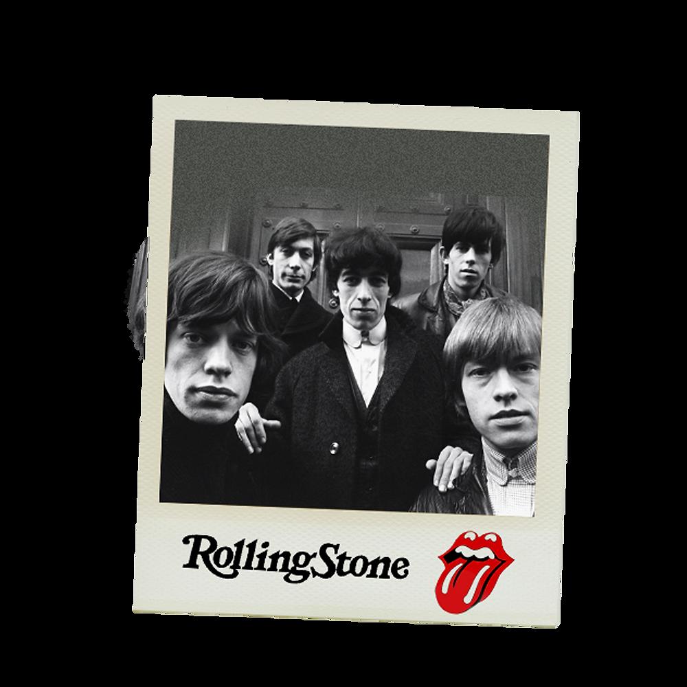 O logo dos Rolling Stones é reconhecido em todo o mundo