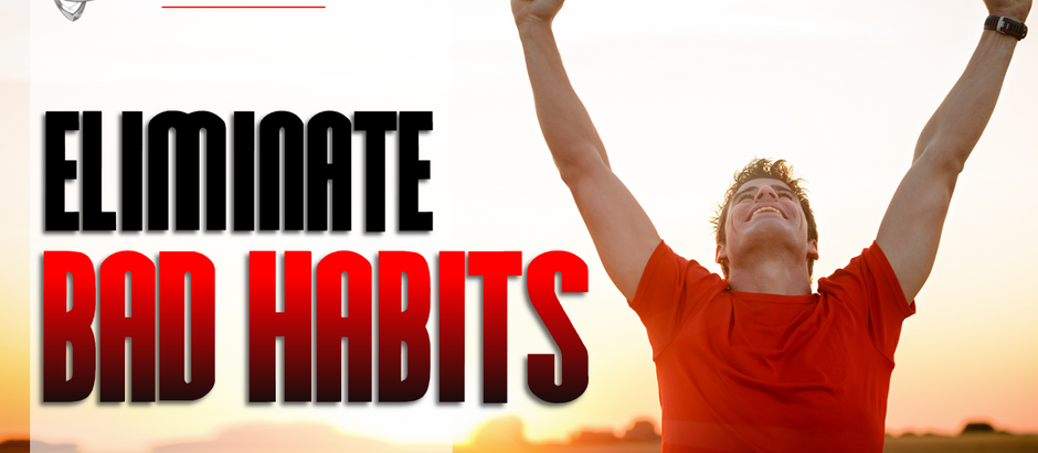 How to STAY MOTIVATED and Break Your BAD HABITS once and for all! (6 Tips)