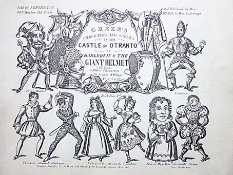 O Castelo de Otranto e o início da literatura gótica