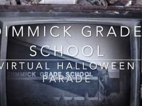 Virtual Halloween Parade