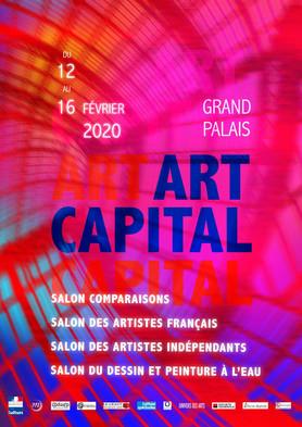 Art Capital Affiche 2020