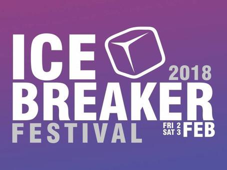 The Guide Awards update: Icebreaker Festival make final shortlist.
