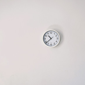 Relógios de parede deixarão de existir