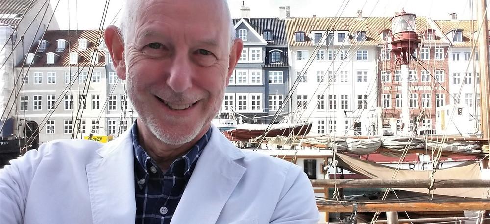 Frederick Rickmann, founder of STEENSSEN