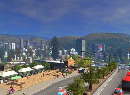 Review Cities Skylines