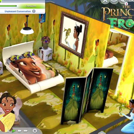 🐸Princess & The Frog House Set🐸