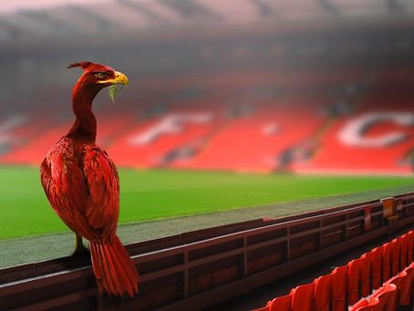A história do Liverbird, o pássaro símbolo de Liverpool e do Liverpool