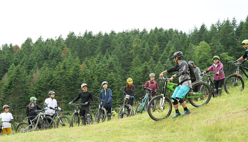 Niseko United Mountain Bike MTB