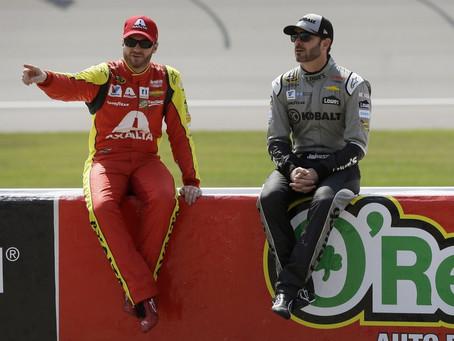 Virtual racing puts NASCAR, IndyCar ahead in sports shutdown