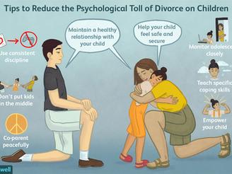 Психолошки ефект од разводот врз децата
