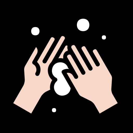 4443519 - bubble clean hand handwashing hygiene wash