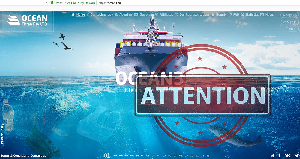 Ocean3 AVIS