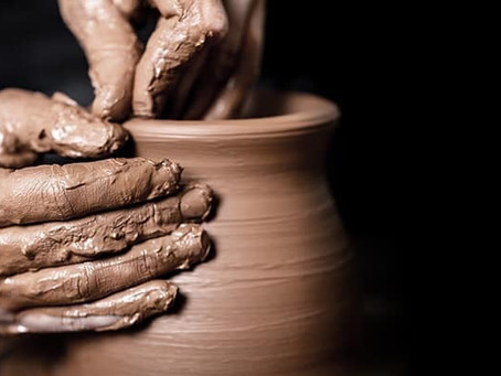 One Minute with God: The Potter, and the Clay