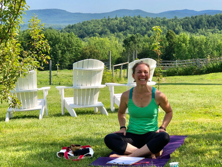 Waterford Yoga Goes National
