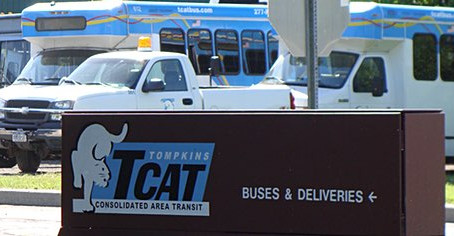 TCAT Board favors airport area to build new facility