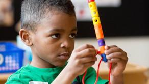 Kindergarten Social Studies Curriculum: How can I be a problem solver?