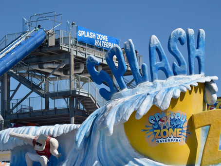 Hurricane Harbor Opens at Six Flags. Complete List of Water Parks Open or Closed at the Jersey Shore
