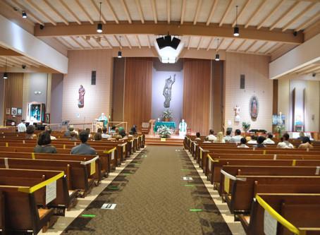 Fermeture des églises