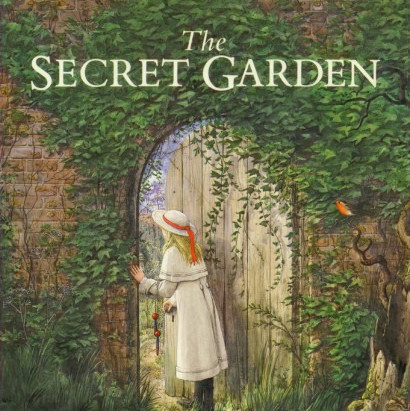 The Secret Garden - a testament to the healing power of gardens.