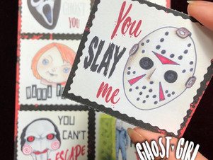 Feature Friday (5/1): Ghost Girl Greetings