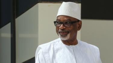 Mali's President Resigns Amid Coup, Dissolves Cabinet