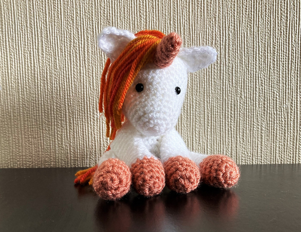 Free Unicorn Crochet Pattern - Kawaii Cuddler™ | 3amgracedesigns | 770x1000
