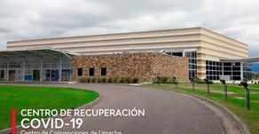 El 89% de los pacientes asistidos en el Centro de Convenciones ya se recuperó