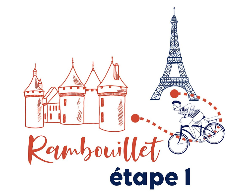 Etape 1 Rambouillet