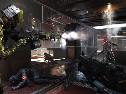 The(G)net Review: Wolfenstein Youngblood