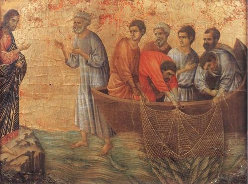 Homélie du jour, La pêche miraculeuse par l'Abbé Laurent Penot