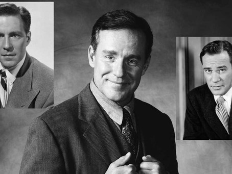 Is He Richard Carlson, Hugh Marlowe, or Phil Hartman? by Mykki Newton