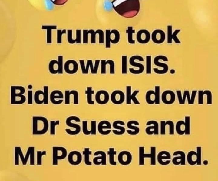 Funny Trump Biden Memes