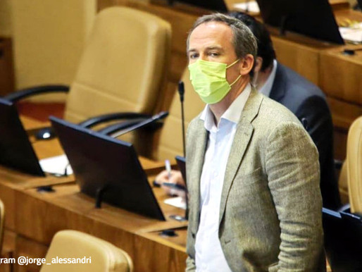 """Diputado Alessandri: """"Hacienda comprometió nuevas medidas para clase media"""""""
