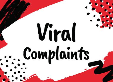 Viral Complaints